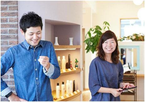 とっても素敵な御夫婦 木更津市の美容室 LUONTO. ルオント  お近くの方は、是非オシャレなご夫婦に会いにいってみてはいかがでしょうか。